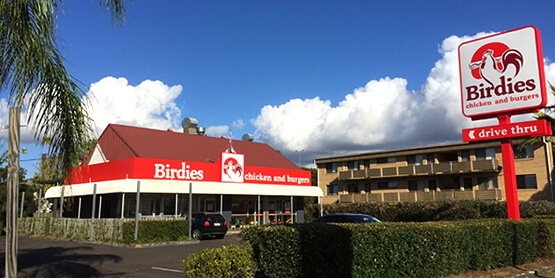 Birdies Chicken Australia