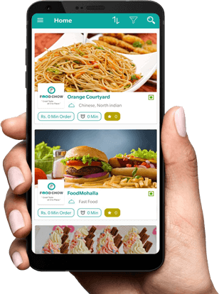 Download FoodChow App